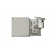 Wall-bracket-with-support-plate-and-weatherproof-junction-box-wbov3a2