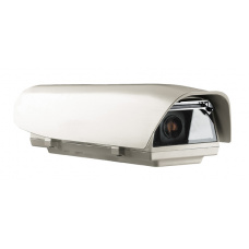 Side-opening aluminium camera housing HOV32K1A100