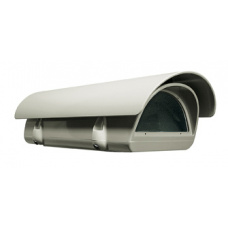 Verso compact side-opening polycarbonate camera housing HPV36D0A000B