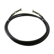 Armoured black cable CMAN0400