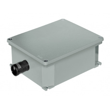 Weatherproof junction box UPTJBUL